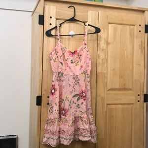Women's Floral Old Navy Dress